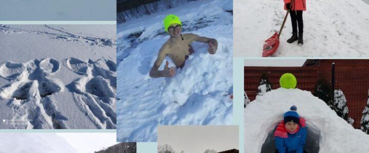 Aktywność fizyczna zimą :)