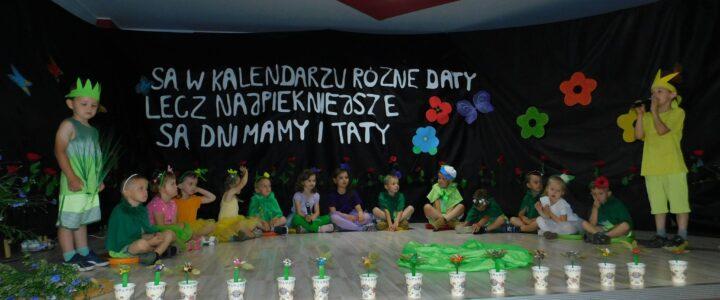 Dzień rodziny w Piaskach.