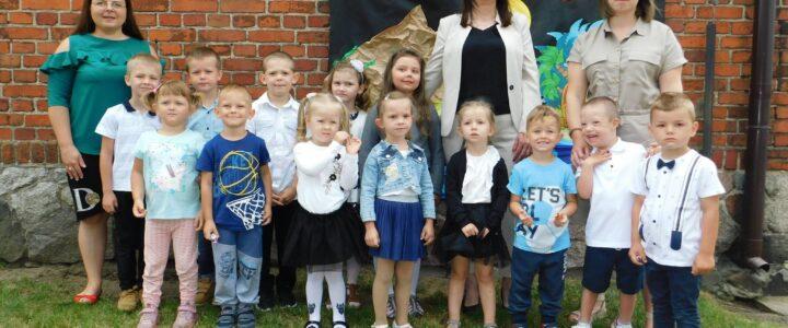 Zakończenie roku szkolnego w przedszkolu w Piaskach
