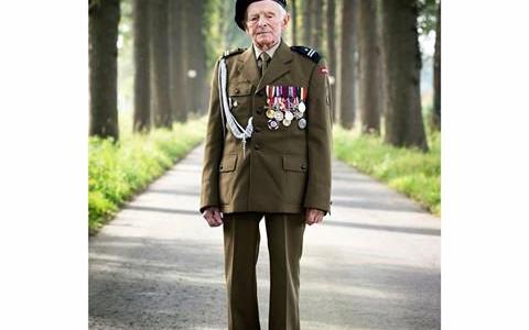 Kandydat na patrona szkoły: mjr Stanisław Jeziorny